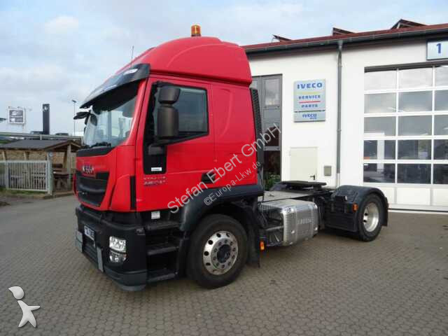 Tracteur Iveco Stralis AS440T46 Klima Standheizung Euro 6