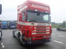Scania P114 LA 380 tractor unit