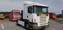Scania P124 400 tractor unit
