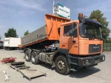 MAN F2000 26.414 FK SZM Sattelzugmaschine Kombi 3-Se tractor unit