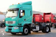 Renault PREMIUM LANDER 460 DXI/RETARDER/TIPPER HYDRAULIC tractor unit