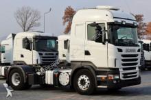 Scania R 420/ COMPRESSOR GHH 1000/RETARDER/HYDRAULIC tractor unit