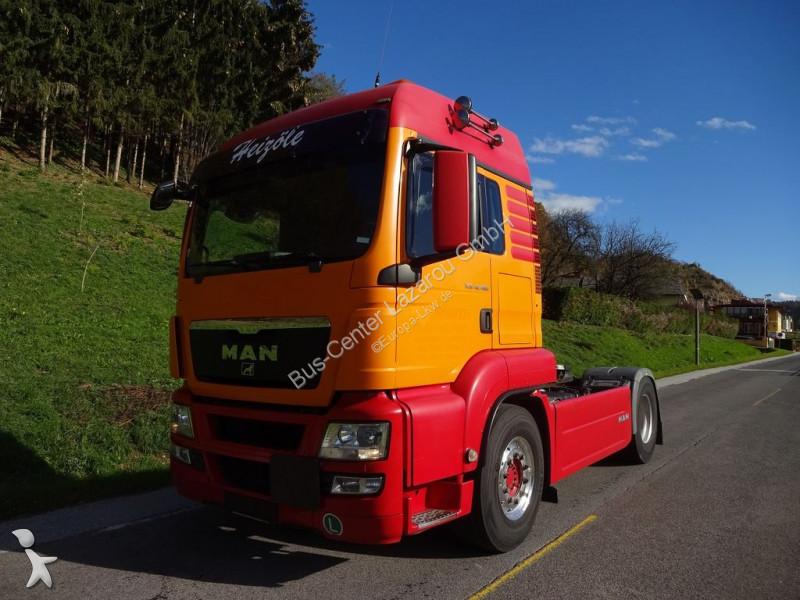 MAN TGS 18.480 4x2 BLS-TS ADR tractor unit