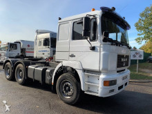 trattore MAN 33.463 - - MANUAL ZF - BIG AXLES 13T / STEEL SPRING - GRAND PONTS 13T REDUCTEURS - LAMES - TOP TRUCK