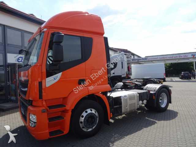 Tracteur Iveco Stralis XP 460 Navi+Nebenantriebvorb ADR Euro 6