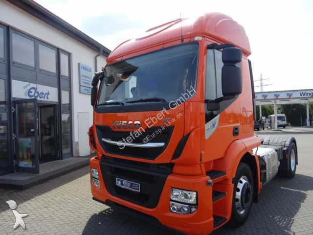 Tracteur Iveco Stralis AT440T46 Navi+Nebenantriebvorb ADR EU6