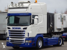 Scania R440 EURO 5 LOW DECK / RETARDER tractor unit