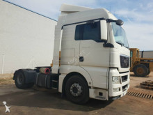 DAF MAN TGX 18,400 trailer truck with hydraulic kit () tractor unit