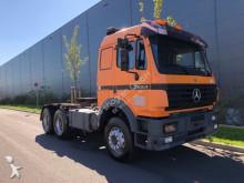 tracteur Mercedes SK 2653 Blatt-Blatt Retarder - Kipphydraulik