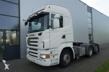 Scania R420 SINGLE BOOGIE tractor unit