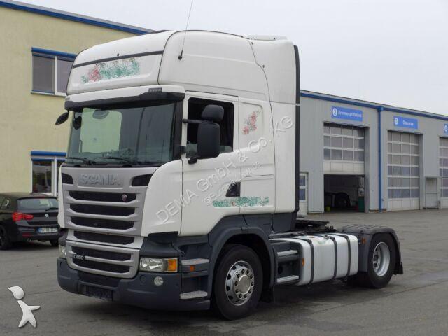 Tracteur Scania R 450*Euro 6*Retarder*Automatik*Klima*