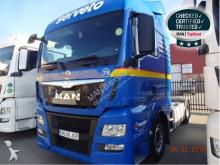 MAN hazardous materials / ADR tractor unit
