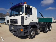 MAN DF 33.603 tractor unit