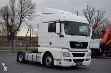MAN TGX / 18.440 / E 5 / MEGA / LOW DECK / XLX tractor unit