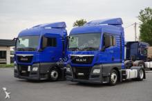 MAN TGX / 18.400 / E 6 / MEGA / LOW DECK / XLX tractor unit