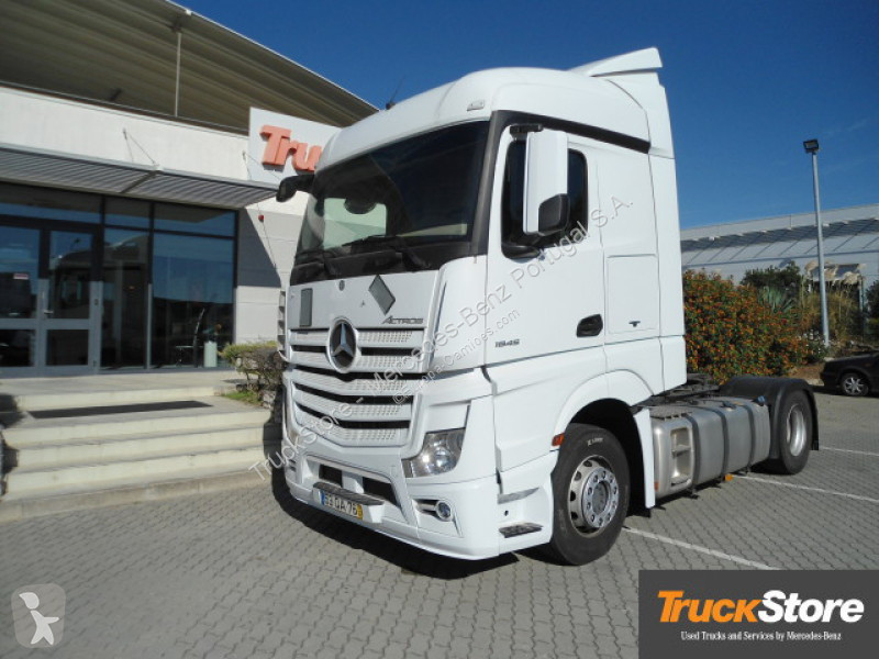 Mercedes 1845 LS tractor unit