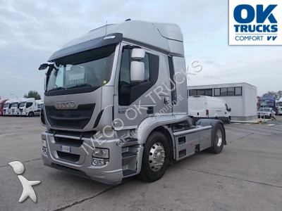 Iveco AT440S46T/P (Euro5 Intarder Klima ZV) tractor unit