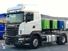 Scania R 500/RETARDER/MANUAL-6/TIPPER HYDRAULIC SYSTEM tractor unit