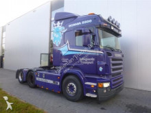 Scania R500 V8 tractor unit