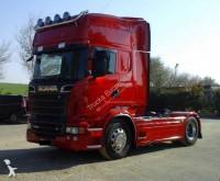 cap tractor Scania