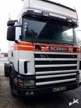 tracteur Scania R 114