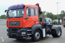 tracteur MAN TGA 18.320 E4 Palfinger PK15500