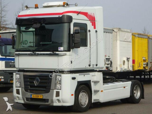 Tracteur Renault MAGNUM 480 EURO 5 EEV INTARDER