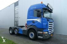 tracteur Scania R480 PUSHER EURO 4 DUTCH REG