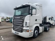 tracteur convoi exceptionnel Scania
