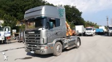 Scania G 164G580 tractor unit