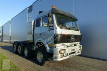 n/a MERCEDES-BENZ - SK3350 8X4 MANUAL FULL STEEL HUB REDCUTION RETAR tractor unit