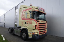 Scania R500 SINGLE BOOGIE EURO 3 tractor unit