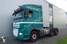 DAF XF105.460 MANUAL SPACE CAB HUB REDUCTION EUR tractor unit