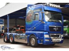 MAN TGX 33.680 tractor unit