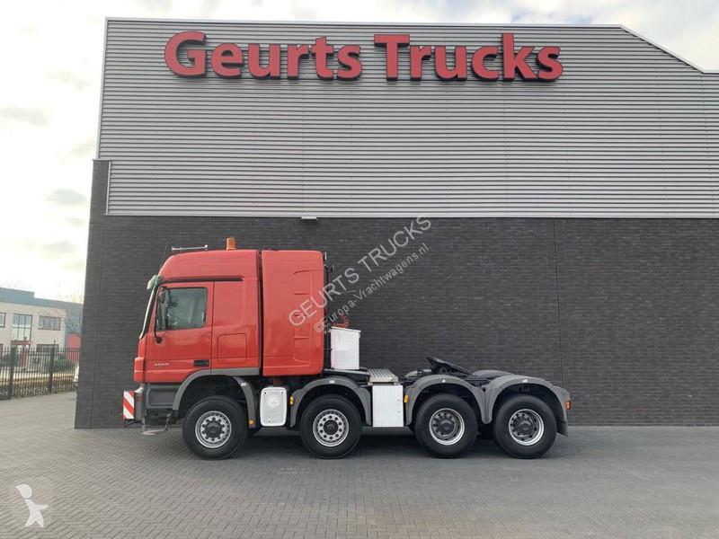 Tracteur Mercedes 4160 SLT TITAN HEAVY DUTY TRACTOR