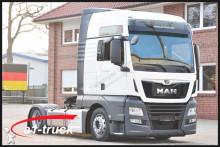 tracteur MAN TGX 18.500 LLS-U XXL Intarder, verstellbare Sattelplatte,