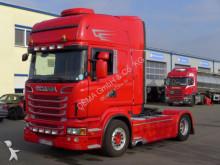 Scania R 500*Euro 5*Retarder*Topline*Stand-Klima tractor unit