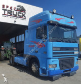 DAF XF 95 380, Steel / Air, Manual, Super space cab tractor unit