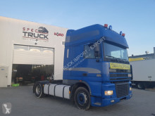 DAF XF 95 480, Steel /Air, Super space cab, Manual, Retarder tractor unit