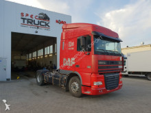 DAF XF 95 430, Steel/Air , Manual tractor unit