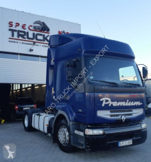 Renault Premium 420, 2005 YEAR , Steel/ Air , Manual tractor unit