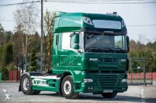 DAF XF 105.460 / Super Space Cab / Fridge / Webasto / Hydraulic / Pe tractor unit