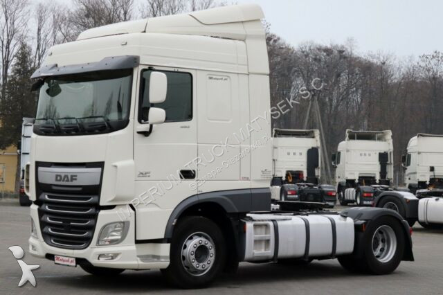 Tracteur DAF XF 460.460 / SPACE CAB/ EURO 6/ 2015 /