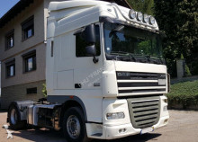 DAF XF 105.510 MANUAL RETARDER Z FRANCJI tractor unit
