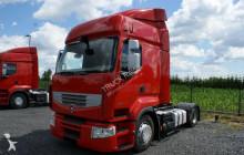 Renault Premium 460 DXI EURO 5 +EEV / MEGA / LOW-DECK / 6 x NOWE OPONY / tractor unit