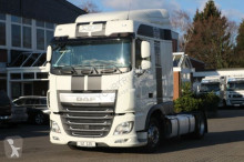 DAF XF 106.460 SC EURO 6 Low Deck/Mega/2Tank/Kühlbox tractor unit