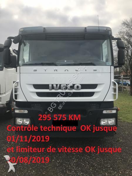 Tracteur Iveco