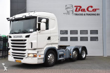 Scania R 400 tractor unit