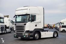 trattore Scania R 450 / E 6 / RETARDER / MEGA / BAKI 1400