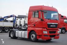 MAN TGX / 18.480 / EURO 5 / XLX / PEŁNY ADR / AUTOMAT tractor unit